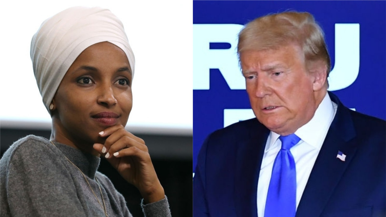 'He Effed Around And Found Out': Ilhan Omar Talks Trump's Salty Election Projections For Home State Of Minnesota