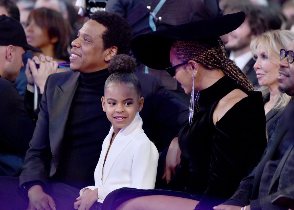 Blue Ivy Narrates 'Hair Love' Audiobook, Refuses To Remove Foot From Our Necks