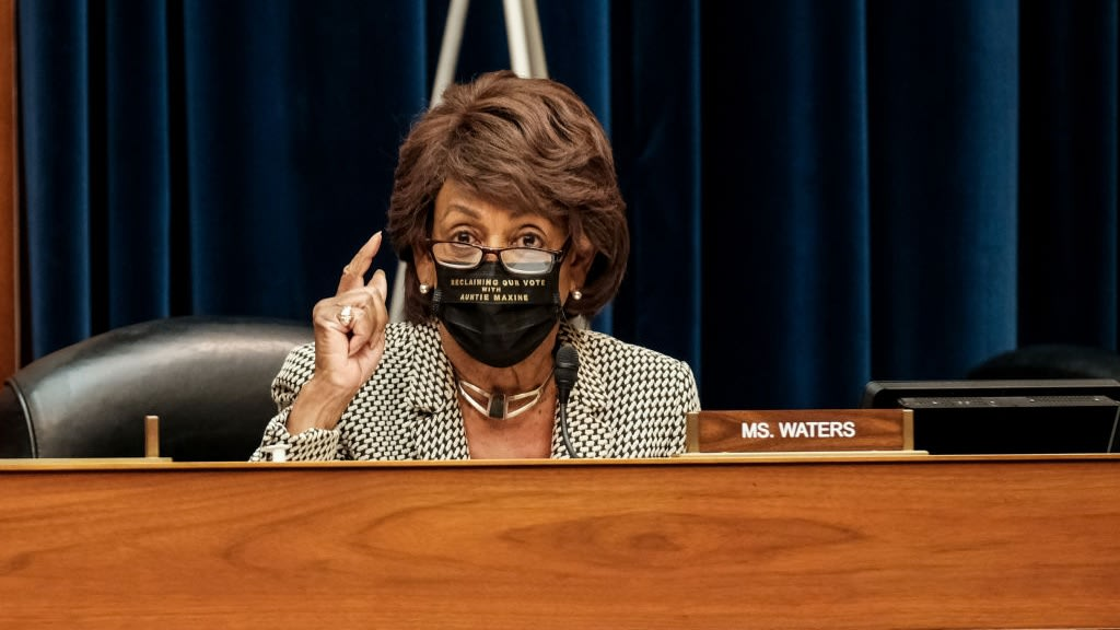 Maxine Waters Savagely Rubs Salt Into Wound Of Republican Who Ran For Her House Seat And Lost