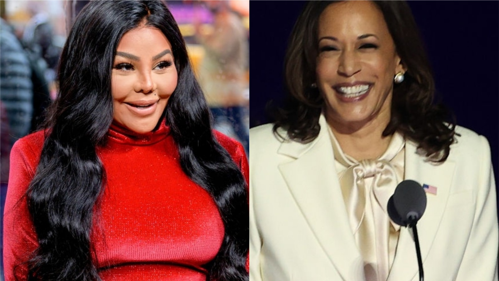 Lil' Kim Celebrates Kamala Harris'  Victory Despite VP-Elect's Past Remarks About Rapper: 'Support Sis, Anyway'