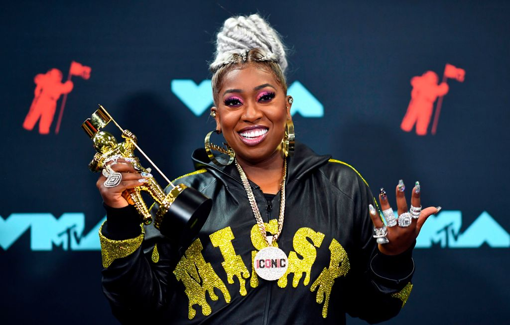Missy Elliott Just Gifted This Bride-To-Be The Present Of A Lifetime