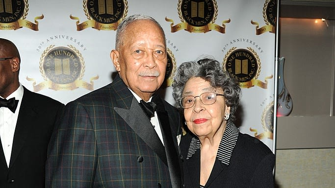 New York City's First Black Mayor, David N. Dinkins, Dies Less Than Two Months After His Wife's Passing