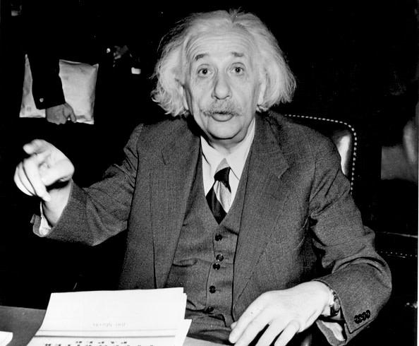 This Is What Went Down When Albert Einstein Visited HBCU Lincoln University In 1946