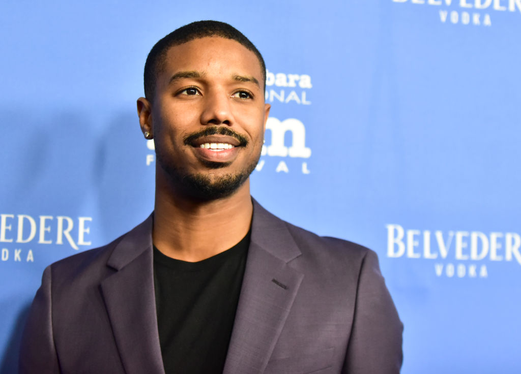 A Philly Student Snagged A Pic With Michael B. Jordan After Sliding In His DMs And Twitter Now Wants Them To Wed