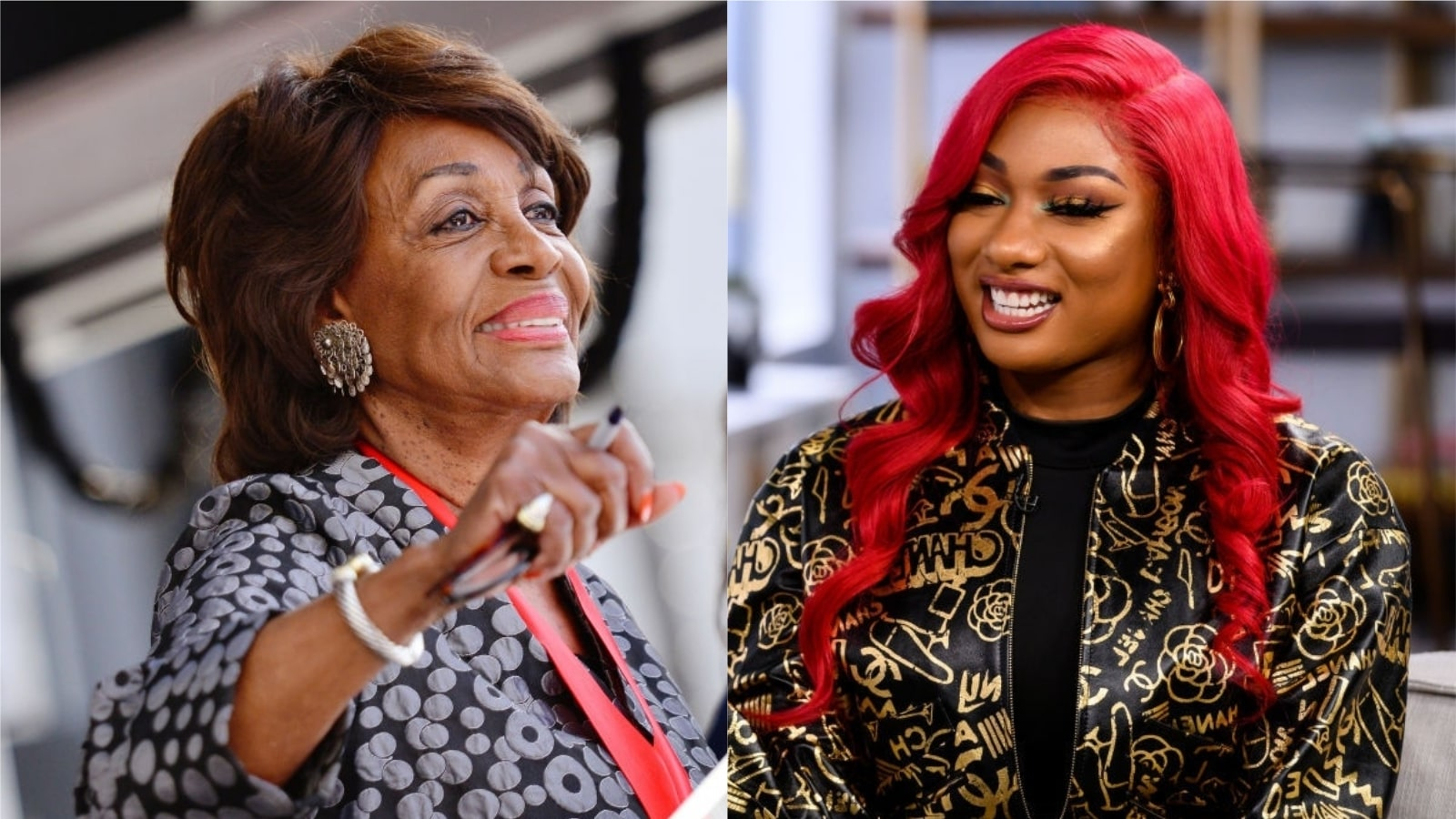 Maxine Waters Sent Megan Thee Stallion A Letter Thanking Her For Standing Up For Black Women: 'I Have Your Back, Too'