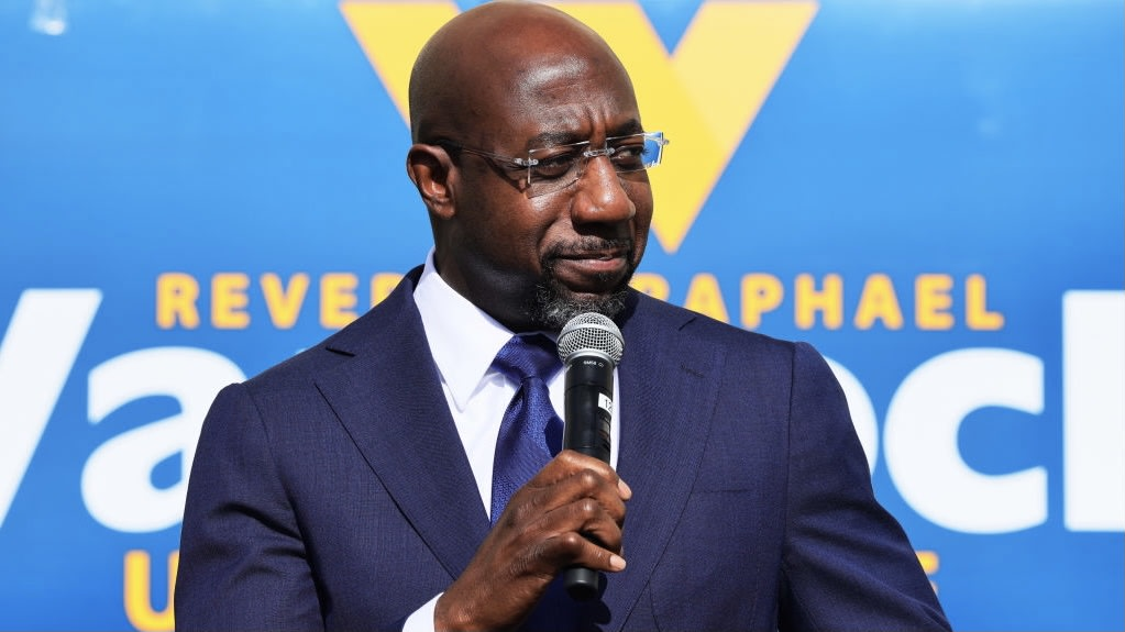 Rev. Raphael Warnock Declares Victory In Georgia Runoff, Becoming First Black US Senator To Hail From The State