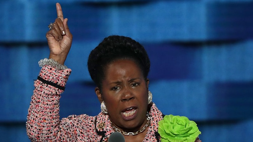 'This Building Didn't Belong To Them': Rep. Sheila Jackson Lee Talks What It Was Like Inside Capitol During Insurrection