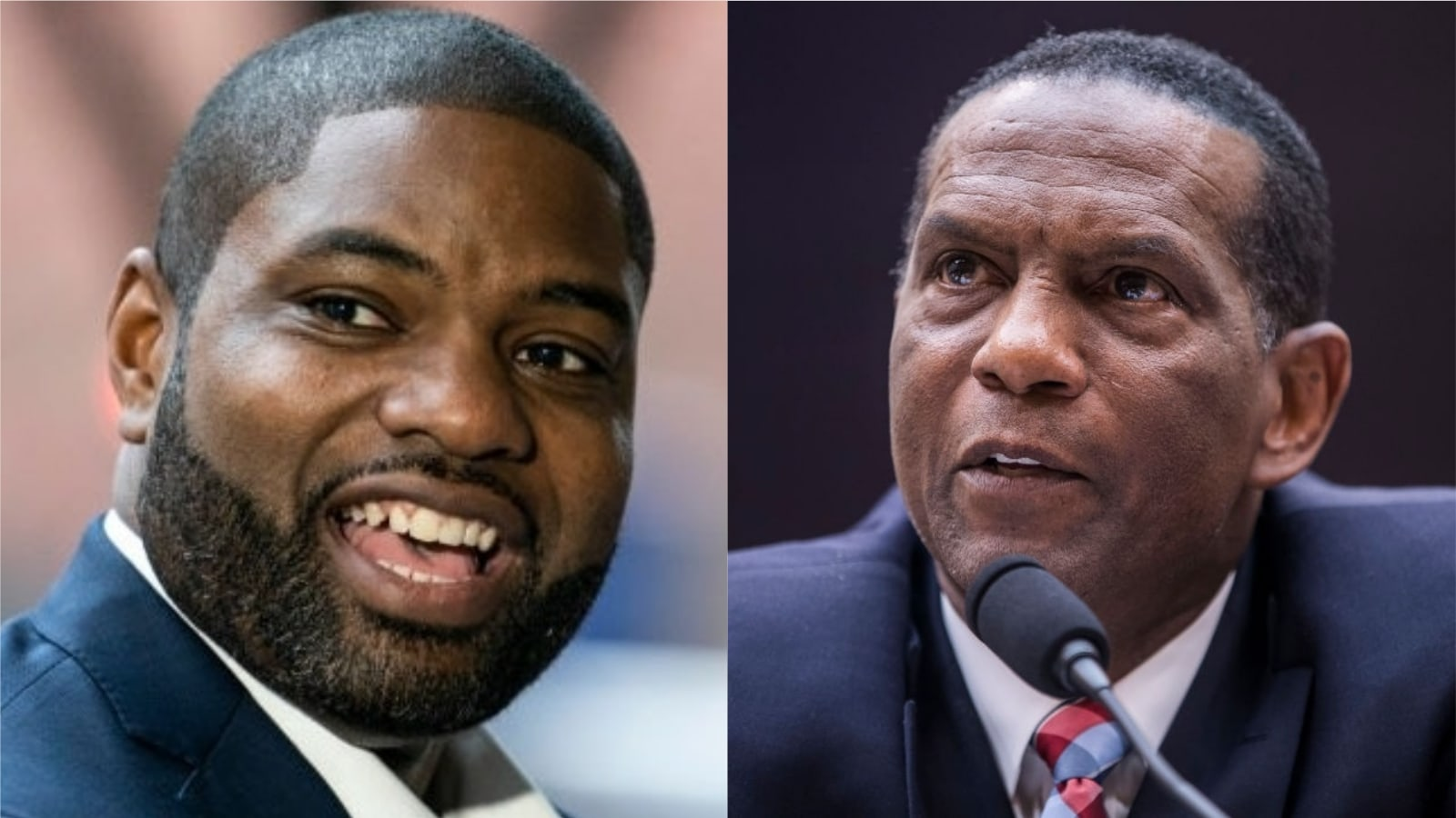 Black Congressmen Who Objected To Certification Of Electoral Votes Sit Among Group Of Republicans Facing Calls To Resign