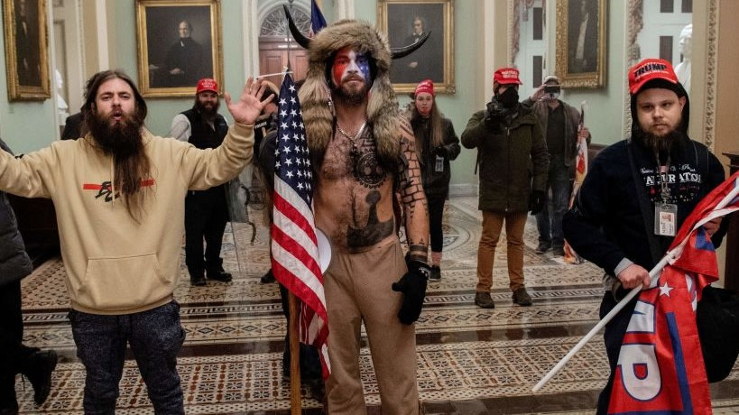 These Capitol Rioters Didn't Exactly Get Fired On Their Day Off But They Damn Sure Did Because Of How They Spent It