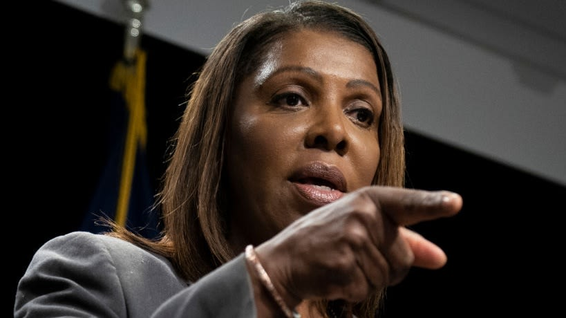 New York State Attorney General Letitia James Sues NYPD For Abusive Tactics Used During George Floyd Protests