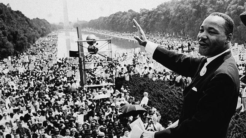 5 Things You Might Not Know About The March On Washington And King's 'I Have A Dream' Speech
