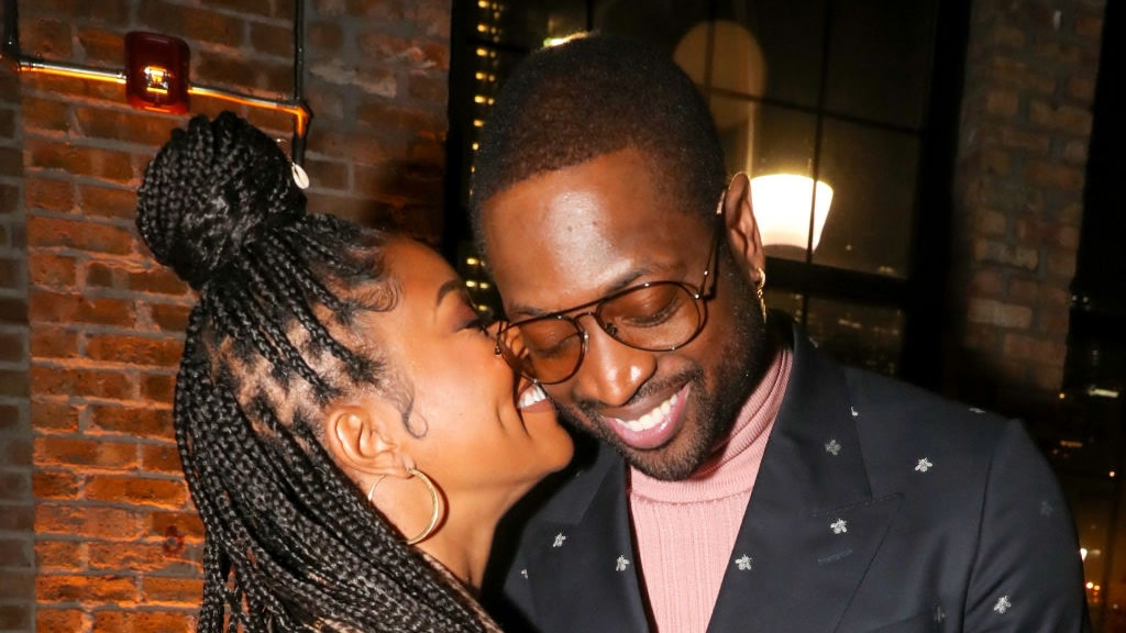 Gabrielle Union And Dwyane Wade's Kids Had A Hilarious Response To Their Dad's Birthday Photo