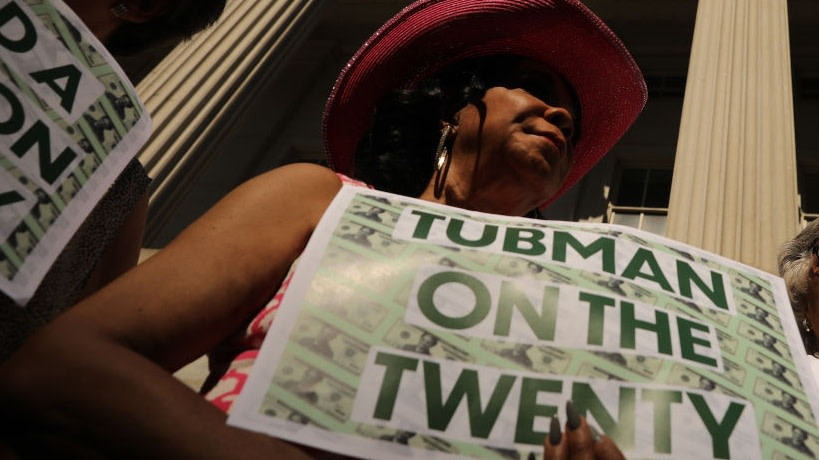 The Plan To Put Harriet Tubman On The $20 Bill Is Finally Being Put Into Motion Again