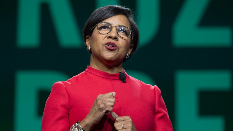 Rosalind Brewer Takes Over As CEO Of Walgreens, Making Her The Only Black Woman Running A Fortune 500 Company
