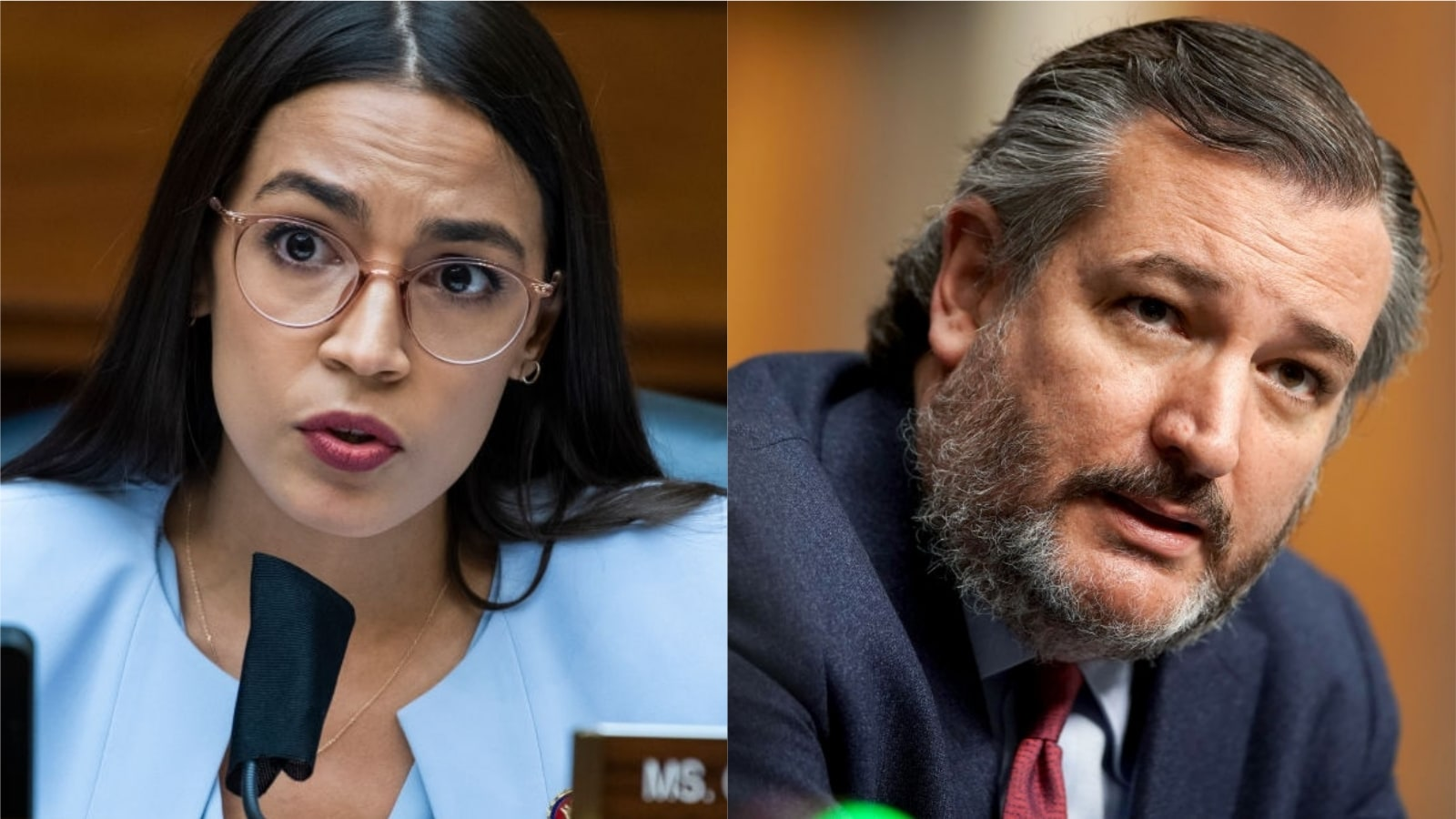 'You Almost Had Me Murdered': AOC Gives Ted Cruz The Virtual Hand After He Tries Bonding Over Stock App Fiasco