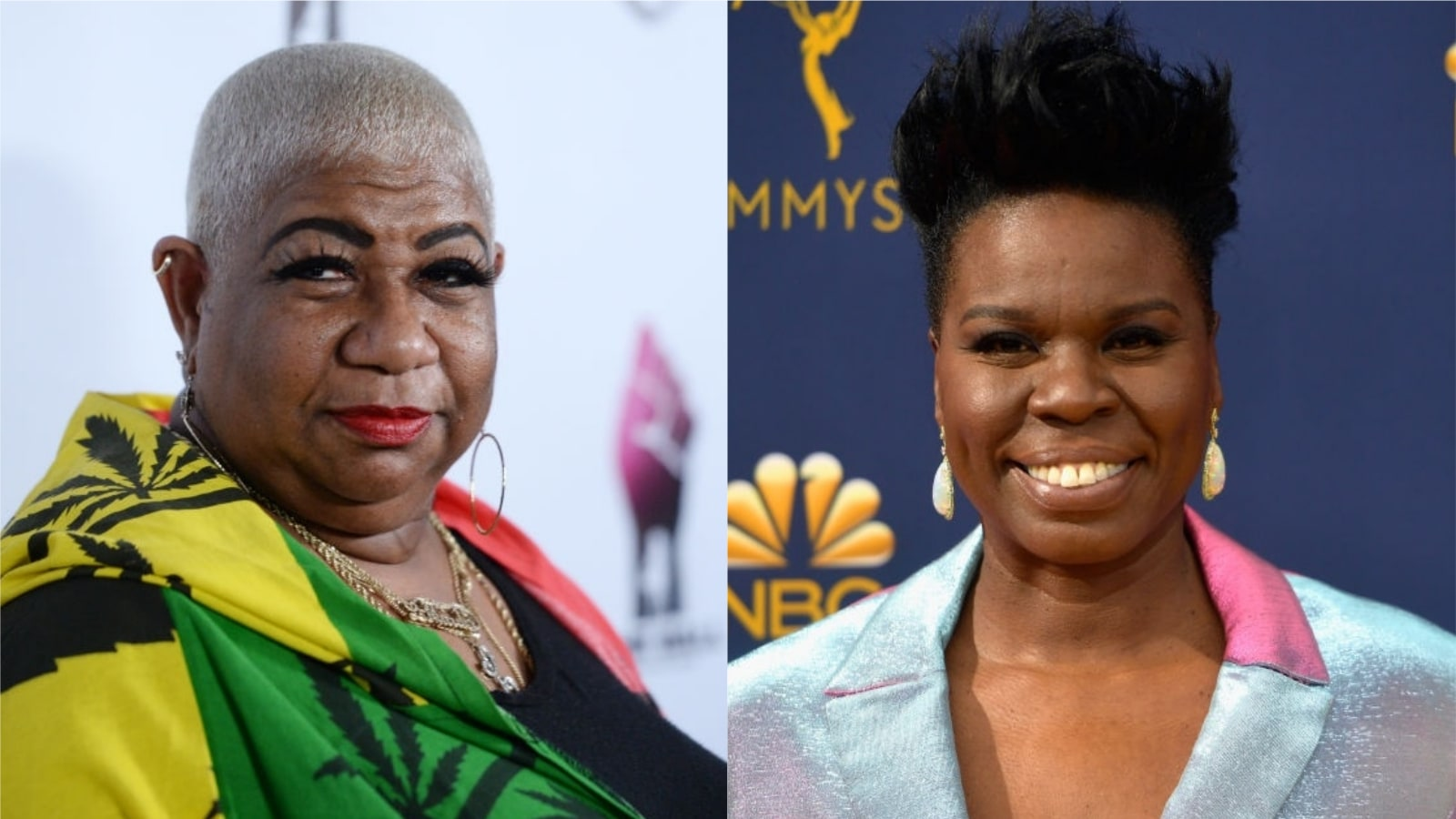 We Were Today Years Old When We Discovered Luenell And Leslie Jones Had Beef But It's Already Been Squashed