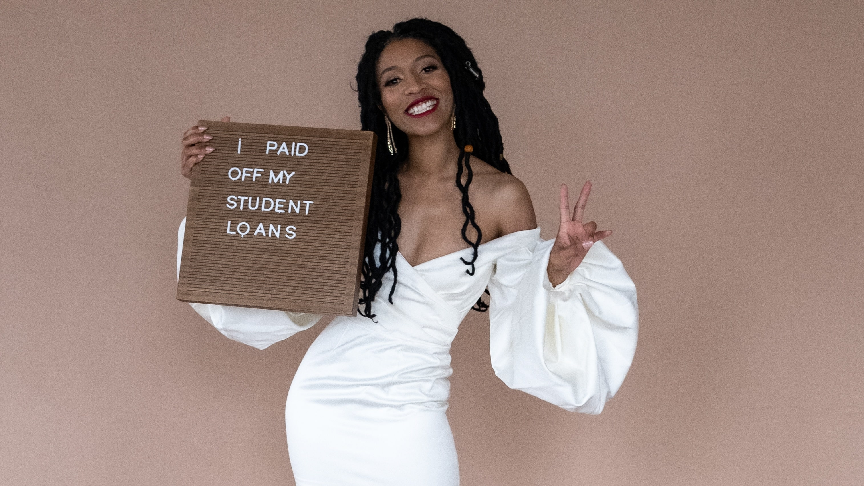 This 27-Year-Old Has Managed To Finish Paying Off Her Student Loan Debt During The Pandemic -- Here's How
