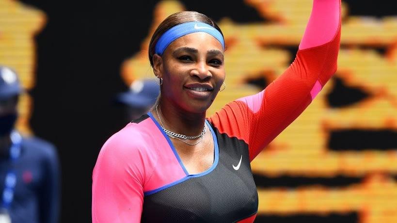 Serena Williams Gives A Fashion Nod To Legendary Black Track Star Florence Griffith Joyner
