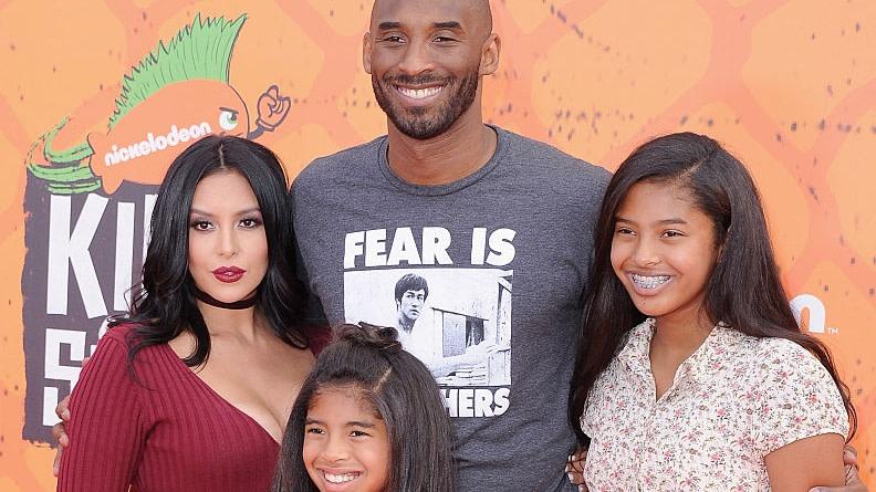 Kobe Bryant's Daughter, Natalia, Inks Deal With IMG Models