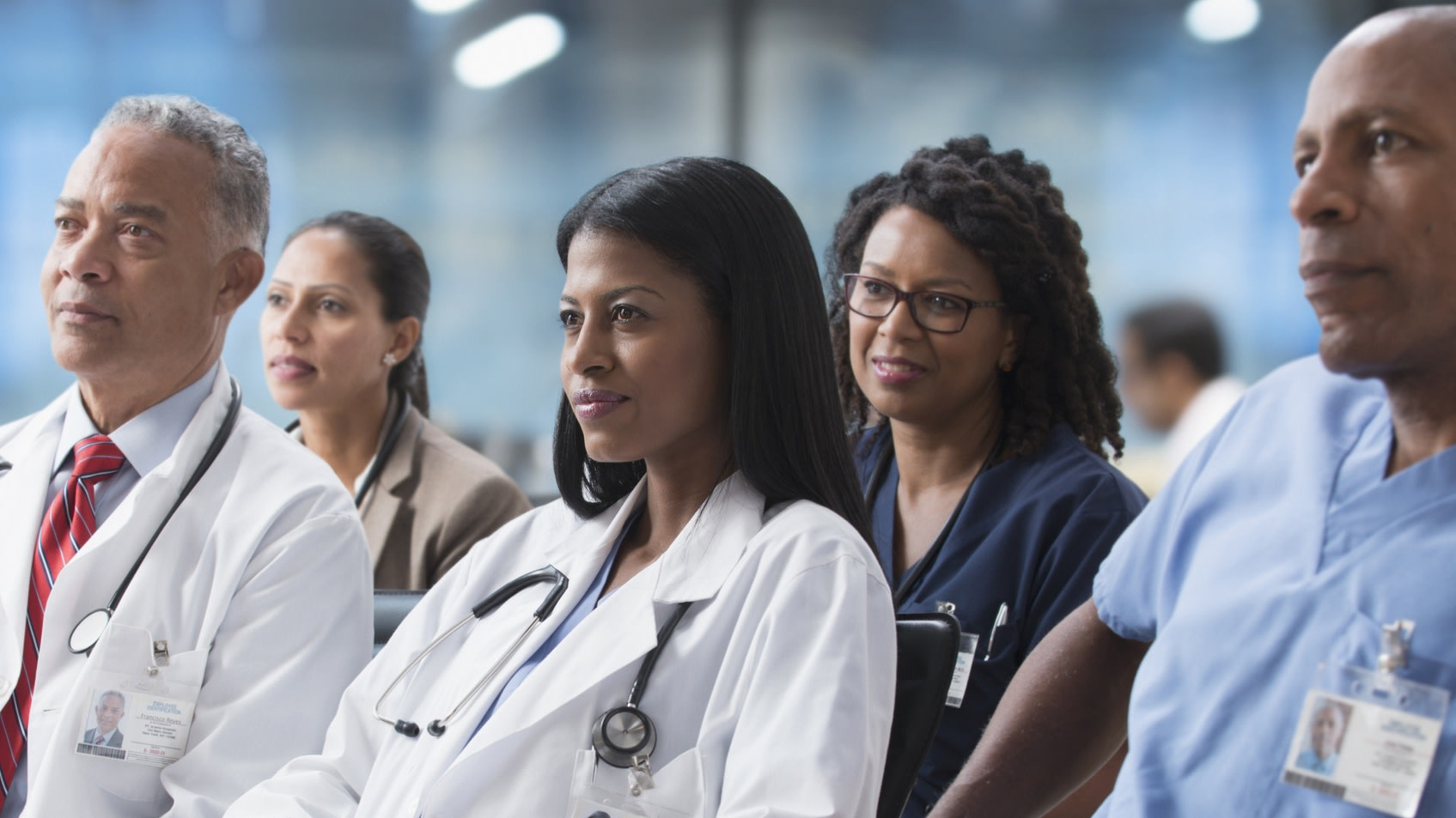 There's Been A Surge In Black Medical School Applicants Amid COVID's Devastation On BIPOC Communities