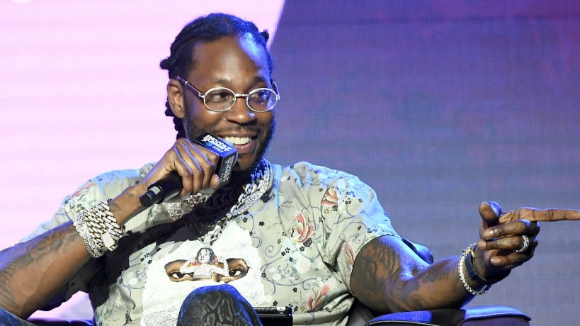 2 Chainz Drops Black History Month Gems While Getting A Champagne Pedicure On NPR's 'Tiny Desk'