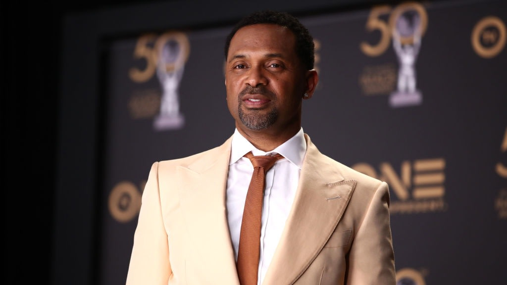 Mike Epps' Father Passes Away Just Weeks After His Mother Dies