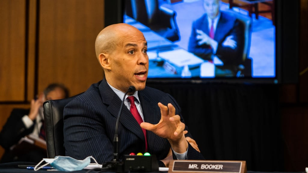 Cory Booker Holds AG Nominee's Feet To The Fire On Racial Justice During Confirmation Hearing