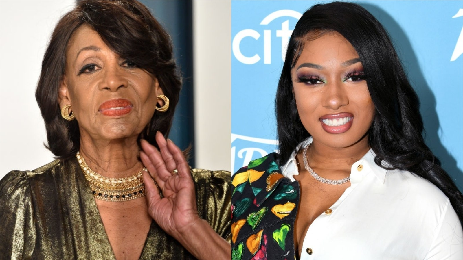 Maxine Waters Gave Megan Thee Stallion A Rave Review Of Her And Cardi B's 'WAP': 'That Is Audacity'