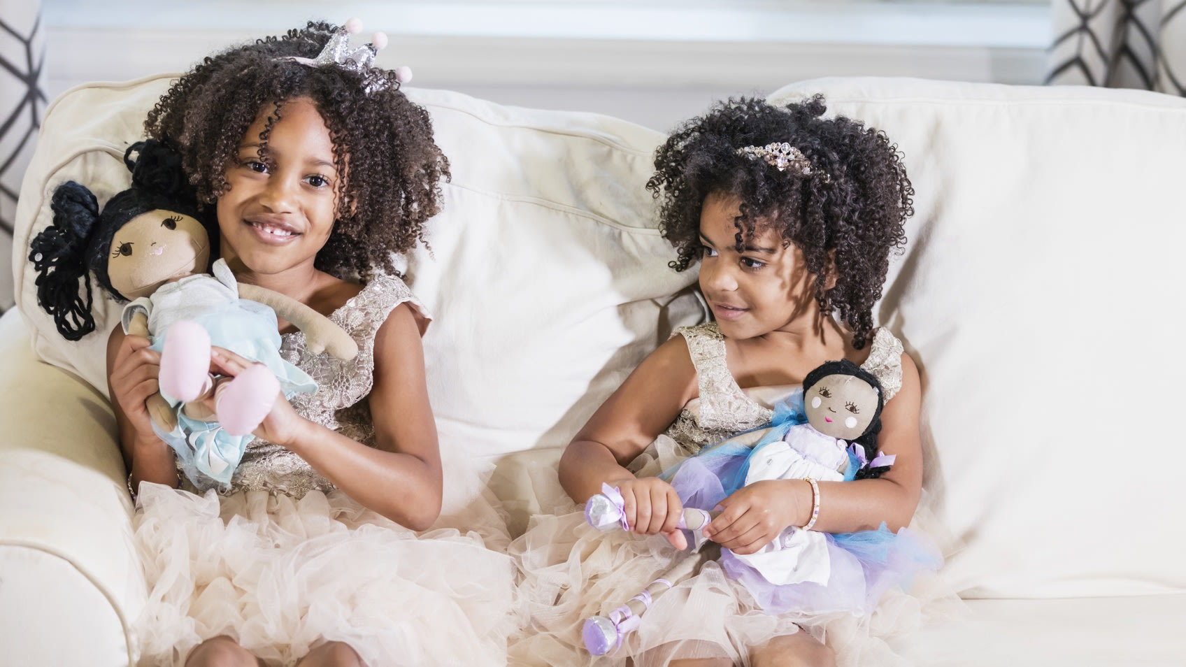 Two Canadian Dads Create New Line Of Black Dolls Dressed In Cameroonian-Inspired Attire