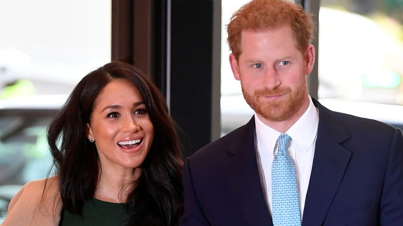 Prince Harry And Meghan Markle Replace Roof On Texas Women's Shelter Destroyed By Winter Storms