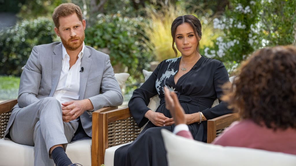 7 Of The Biggest Reveals From Oprah's Interview With Meghan And Harry