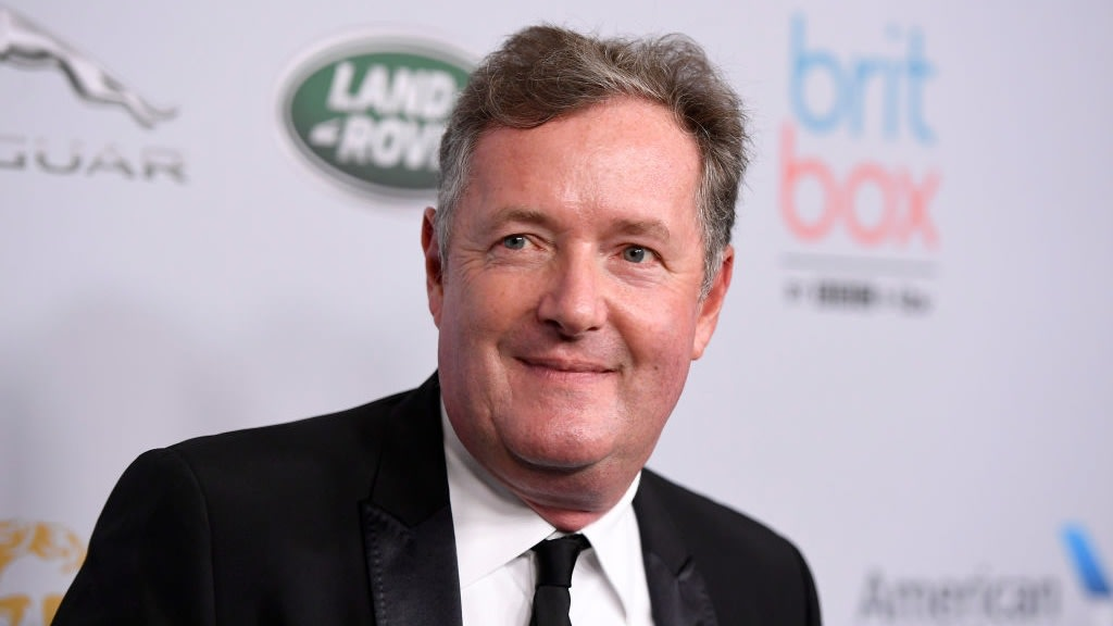 Black Activist Lambasts Piers Morgan As He Continues Caping For The Royal Family Despite Racism Allegations
