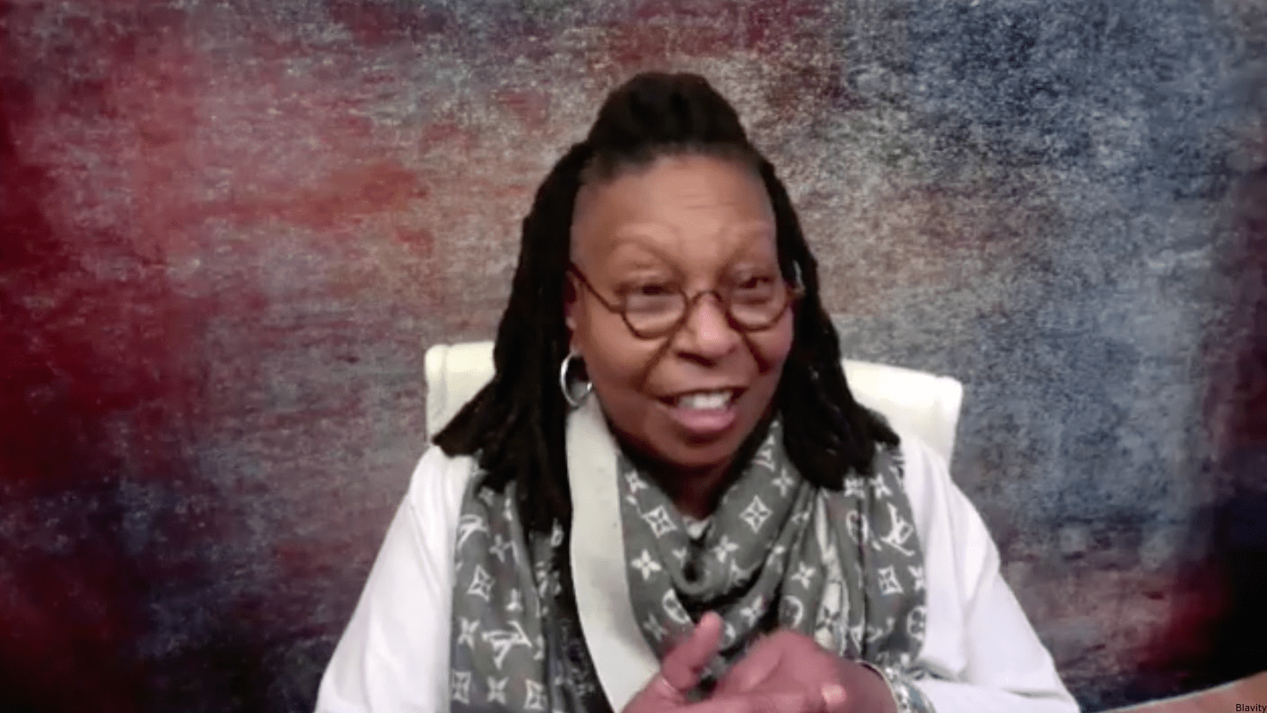 Whoopi Goldberg Thinks This Viral UCLA Gymnast Is Headed To The Herstory Books