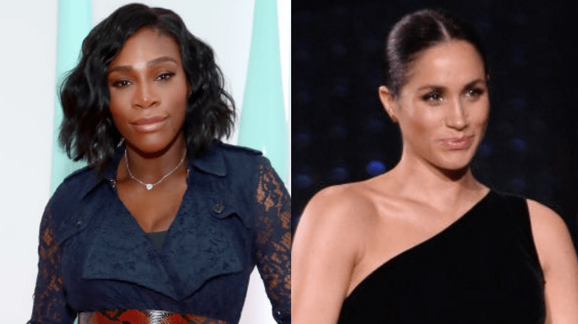 Serena Williams Condemns Racism In Thoughtful Message To Friend Meghan Markle