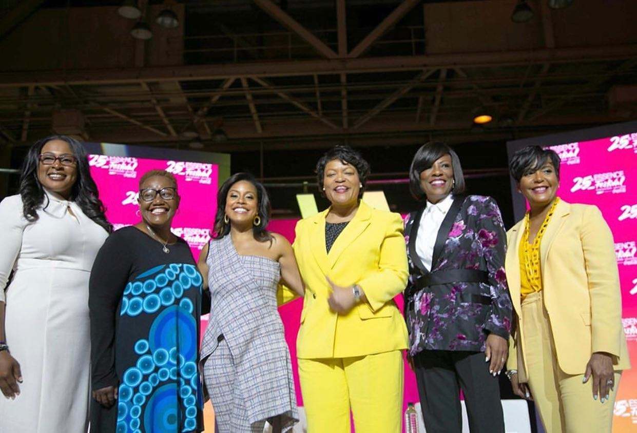This Baton Rouge Mayor Gets By With A Little Help From Her 'Sister Mayors'
