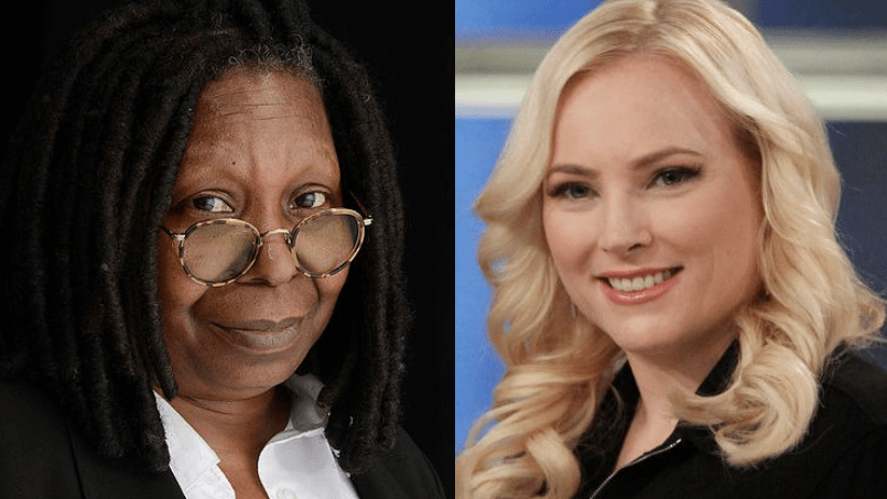 Whoopi Goldberg Was All Of Us When Meghan McCain Went On Another One Of Her Overtly Patriotic Rants