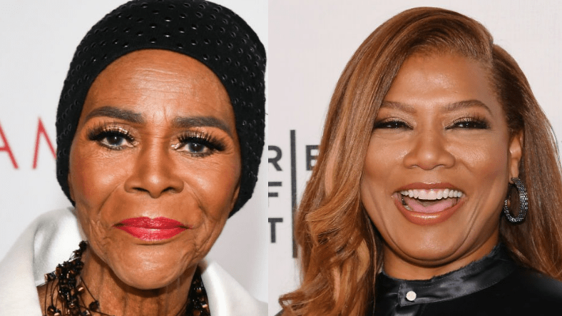 Queen Latifah Recalled A Time Cicely Tyson Corrected Her On Live TV: 'You Are Never Too Big To Get Checked'