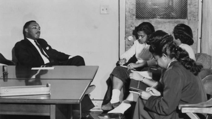 MLK Jr., Shirley Chisholm And Sit-Ins: Bennett College's Understated Role In The Civil Rights Movement