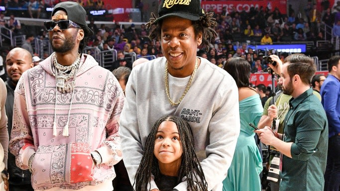 Blue Ivy Is The Second-Youngest Person To Ever Win A Grammy