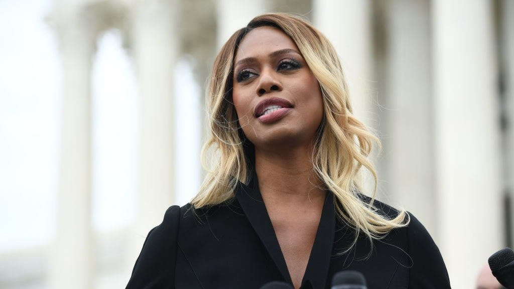 Exclusive: Laverne Cox Is Using Her Star Power To Give Center Stage To The Fight For Trans Lives
