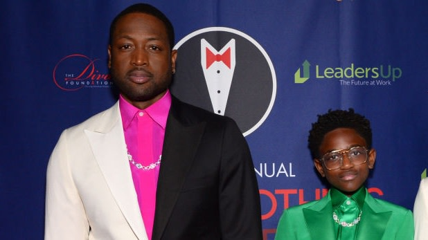 Dwyane Wade Praises 'Pose' TV Series For Helping Him Understand How To Parent His Daughter Zaya