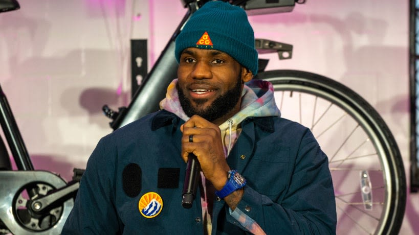 LeBron James To Be Honored With President's Award During NAACP Image Awards For His Work Off The Court