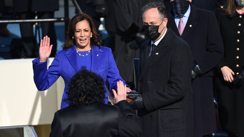 Kamala Harris' Historic Feat Remains A Gift And A Curse