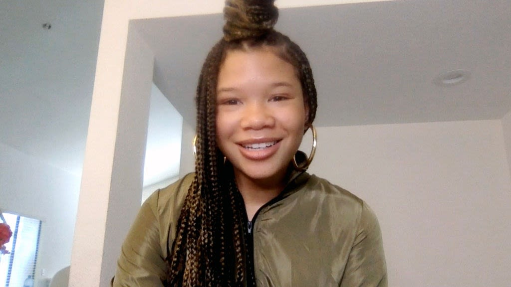 Storm Reid And Natalia Bryant Share Heartening Videos Of Finding Out They've Been Accepted Into USC