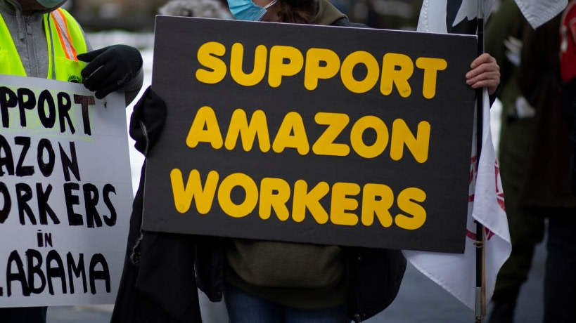 Black Amazon Employee Sues Former Bosses, Alleges Sexual Harassment, Says One Yanked Her Braids