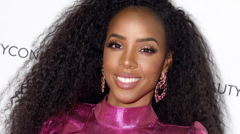 Kelly Rowland Reveals She Gave Birth On Zoom: 'The Proper Angle Only'