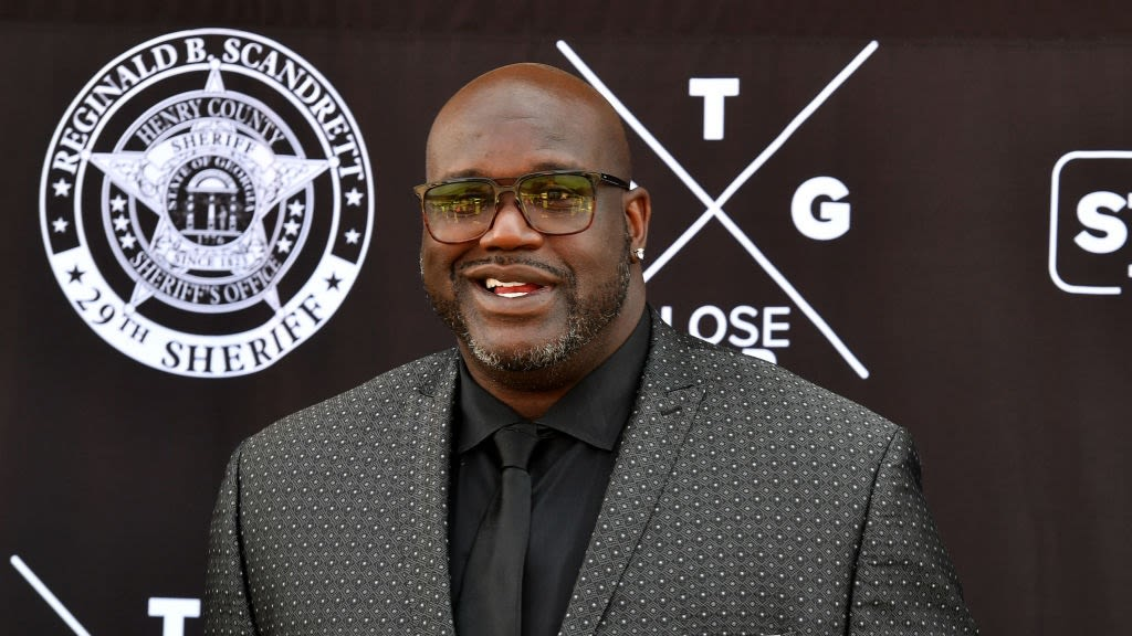 Shaq Casually Pays Off Engagement Ring For Jewelry Store Customer: 'Whenever I Leave The House, I Try To Do A Good Deed'