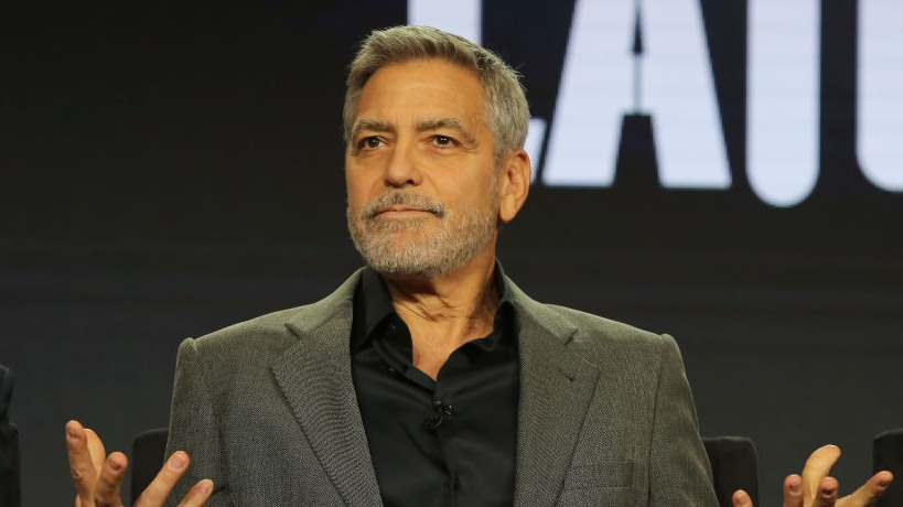 Actor George Clooney Offers A Piece Of Advice In Derek Chauvin Trial