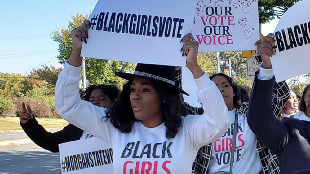With Georgia On Our Minds, Black Women Must Mobilize For Ourselves