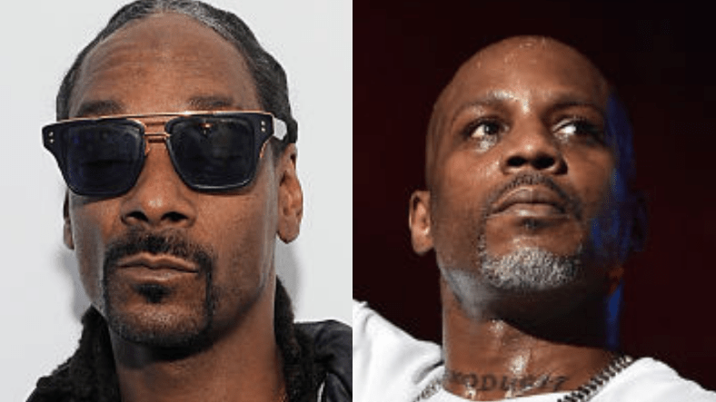 Snoop Dogg Shares First Encounter With DMX Inspired Hit Song 'Get At Me Dog'